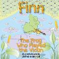FINN The Frog Who Played The Violin