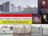 Historical Infrastructure of the Virginia Military Institute and Related Biographies