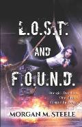 L.O.S.T. and F.O.U.N.D.: Super-Spy Edition