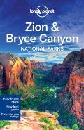 Lonely Planet Zion & Bryce Canyon National Parks 3rd Edition