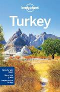 Lonely Planet Turkey 14th Edition