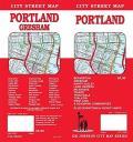 Portland Gresham City Street Map