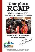 Complete RCMP! RCMP Police Aptitude (RPAT) Study Guide & Practice Test Questions