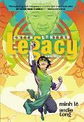 Green Lantern Legacy Hardcover Edition