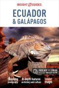 Insight Guide Ecuador 6th Edition