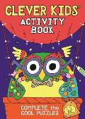 Clever Kids' Activity Book