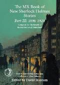 MX Book of New Sherlock Holmes Stories Part III 1896 to 1929