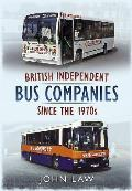 British Independent Bus Companies Since the 1970s