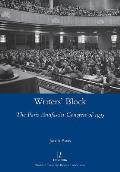 Writers' Block: The Paris Antifascist Congress of 1935