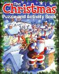 Christmas Puzzle & Activity Book