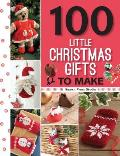 100 Little Christmas Gifts to Make