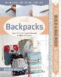 Build a Bag Book & Templates Backpacks Sew 15 stunning projects & endless variations