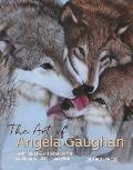 The Art of Angela Gaughan: Techniques & Inspiration for Painting Wildlife in Acrylics