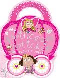 My Princess Sticker Activity Purse