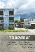 Legal Dissonance: The Interaction of Criminal Law and Customary Law in Papua New Guinea