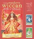 The Modern Wiccan Box of Spells: Includes 52 Enchanting Cards and a 64-Page Illustrated Spell Book