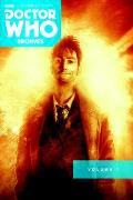 Doctor Who Archives Tenth Doctor Omnibus Volume 1