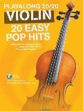 Play Along 20/20 Violin