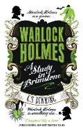 Study in Brimstone Warlock Holmes Book 1