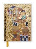 Klimt: Fulfilment (Foiled Journal)