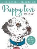 Puppy Love Dot-To-Dot