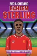 Raheem Sterling: Red Lightning