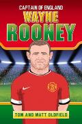 Wayne Rooney: Captain of England