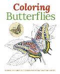 Coloring Butterflies