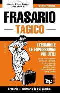 Frasario Italiano-Tagico e mini dizionario da 250 vocaboli