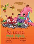 Meet Mr Love & Mrs You & Their Wonderful Planet
