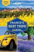 Lonely Planet Frances Best Trips