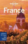 Lonely Planet France 12th Edition