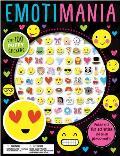 Puffy Stickers Emotimania