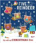 Board Book Five Little Reindeer