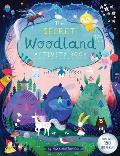 Secret Woodland Activity Book