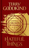 Hateful Things The Children of dHara Episode 2