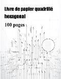 Livre de Papier Quadrill? Hexagonal