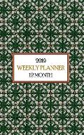 2019 12 Month Weekly Planner: Celebrate Your Irish Heritage with This Charming Celtic Knot Calendar. One Year of Focus for Students, Teachers or Wor