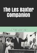 The Les Baxter Companion