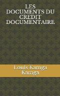 Les Documents Du Credit Documentaire