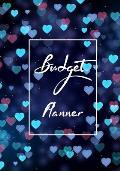 Budget Planner: Weekly Expense Tracker Bill Organizer Business Money Personal Finance Planning Workbook 12 Month Budget Planner Book