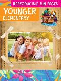 Vacation Bible School (Vbs) 2021 Discovery on Adventure Island Younger Elementary Reproducible Fun Pages (Grades Preschool - 2nd): Quest for God's Gre