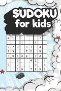 Sudoku For Kids: 180 Fun Easy Puzzles That Help To Improve Math and Logic Skills