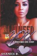 All I Need Is You: A Christmas Love Story