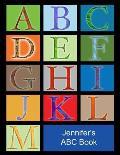 Jennifer's ABC Book