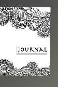 Journal: A Lined Journal
