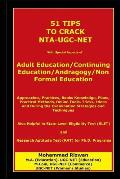 51 Tips to Crack Nta-Ugc-Net: With Special Aspects of Adult Education/Continuing Education/Andragogy/Non Formal Education