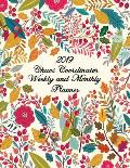 2019 Chaos Coordinator Weekly and Monthly Planner: 12 Months Pretty Simple Calendar Planner - Get Organized. Get Focused. Take Action Today and Achiev