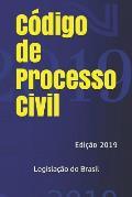 C?digo de Processo Civil: Edi??o 2019
