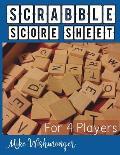 Scrabble Score Sheet: Ways to Jump Start Your Scrabble Score Sheet